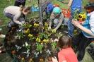 Hand planting